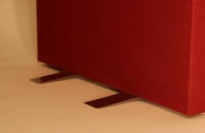 FreeStand Supports closeup GIK Acoustics