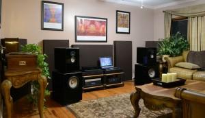GIK Acoustics 244 Bass Trap with FlexRange Technology