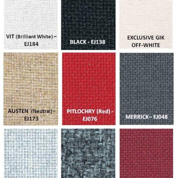 Camira Fabrics by the Metre 1