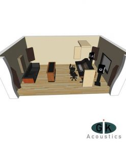 GIK Acoustics Room Kit Package #1