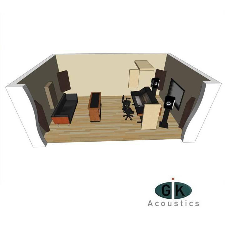 GIK Acoustics Room Kit Package #1