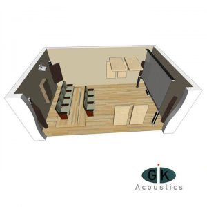 GIK Acoustics Room Kit Package #2