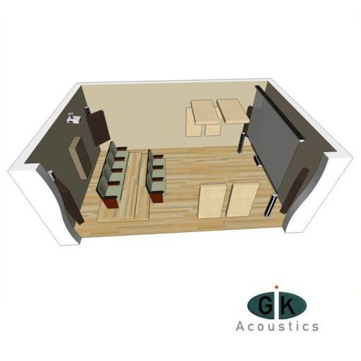 GIK Acoustics Room Kit Package #2