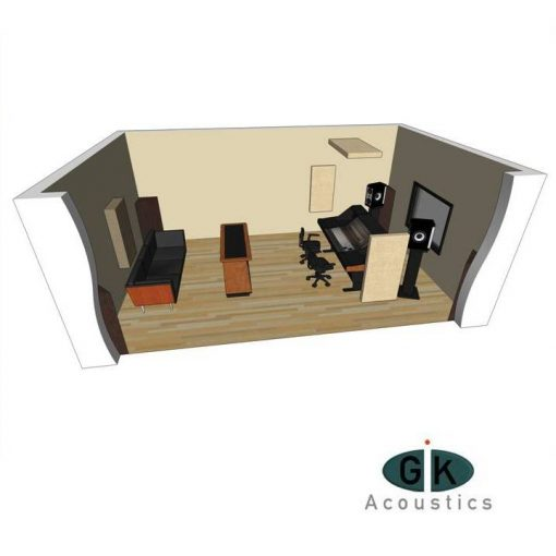 GIK Acoustics Room Kit Package #3