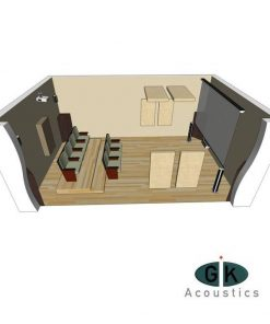 GIK Acoustics Room Kit Package #4