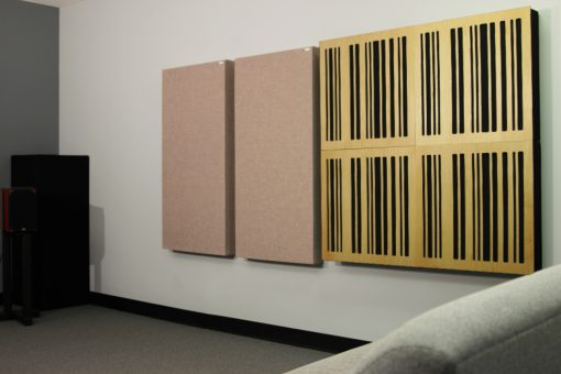 4A Alpha Panel Diffusor / Absorber