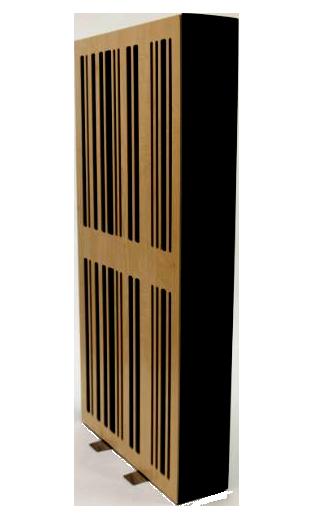 GIK Acoustics EU 24x48 6A Alpha Panel