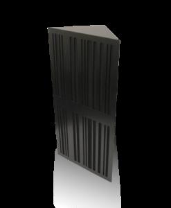 GIK Acoustics Serie Alpha CT Corner Tri-Trap