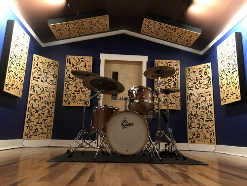 Chris Wadsworth GIK Acoustics Alpha Pro Series