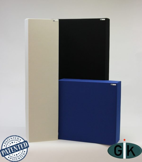 GIK Acoustics Monster Bass Traps with FlexRange Technology