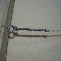 eyehook and picture wire