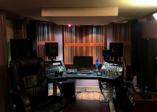 Will Bellasteros Bad Monkey Music Productions GIK Acoustics Alpha Pro Series