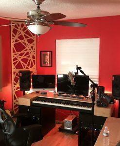 Twin Sun Studios GIK Acoustics Impression Pro Series Corner