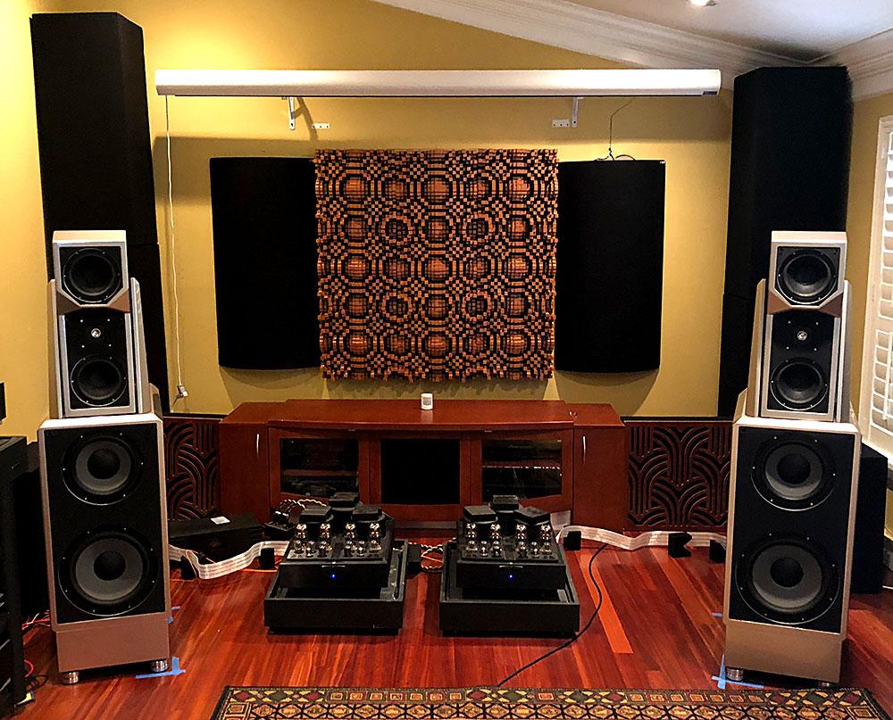 Gli assobitori-diffusori della Serie Alpha di GIK Acoustics