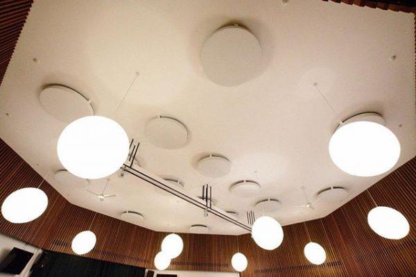 GIK Acoustics Acustici Pannello Circolare DecoShapes