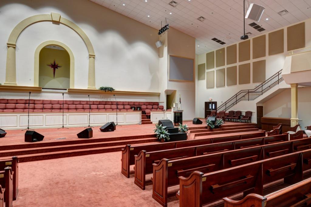 Pannelli Acustici per l' acustica di una chiesa