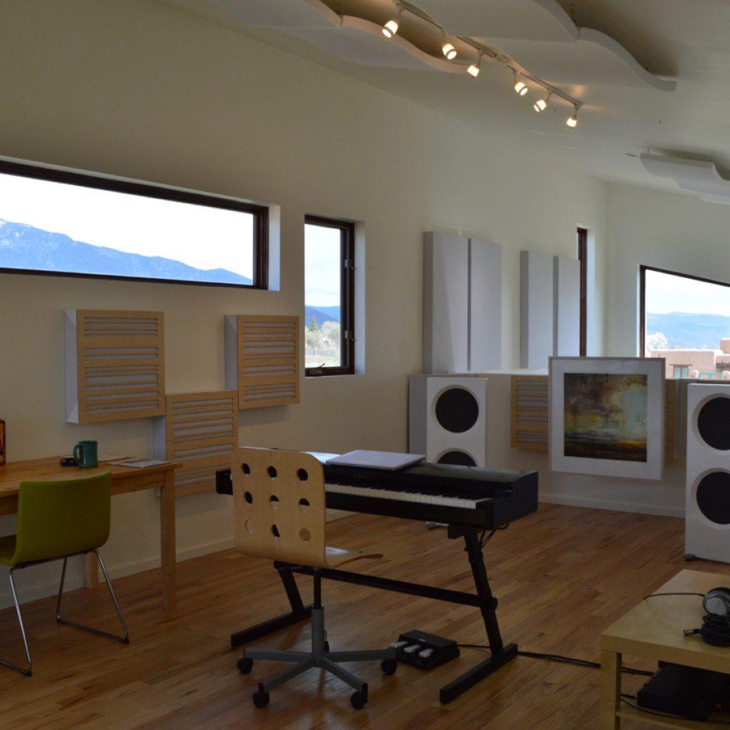 Assorbitore / Diffusore Pannello Serie Alpha in Studio