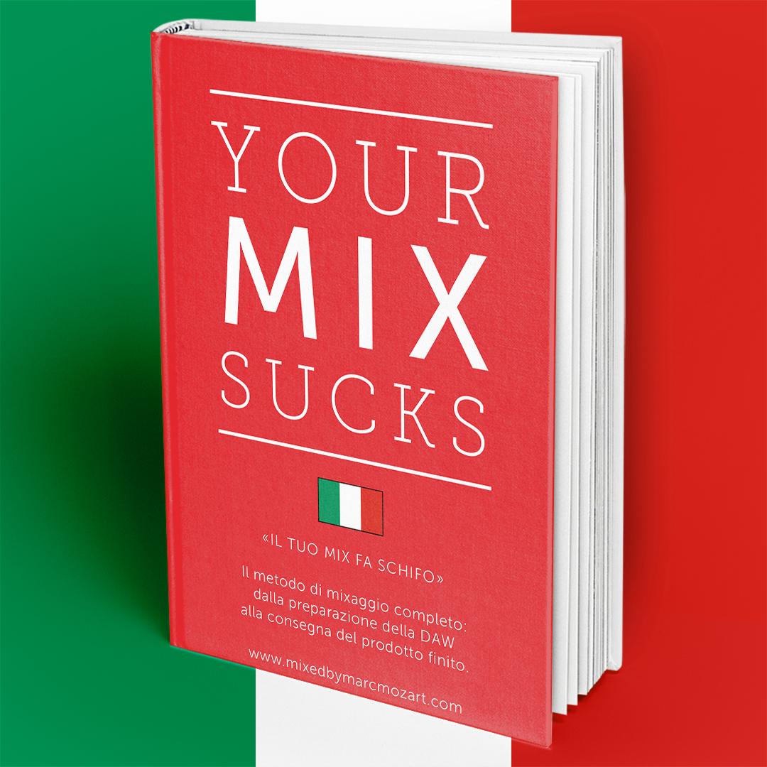 In collaborazione con Marc Mozart offriamo una promozione speciale per i nostri clienti Italiani.